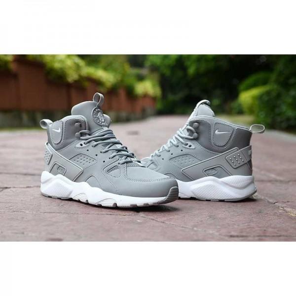 Nike Air Huarache High Ultra Leather...