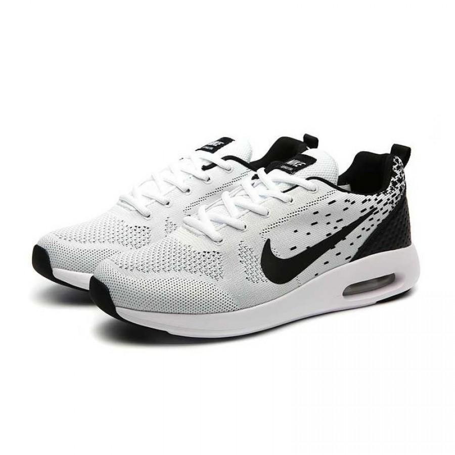 zapatillas nike blancas y negras, Barato Nike Air Max Tavas