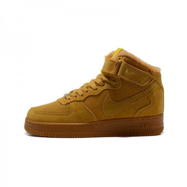Nike Air Force 1 07 High Leather...