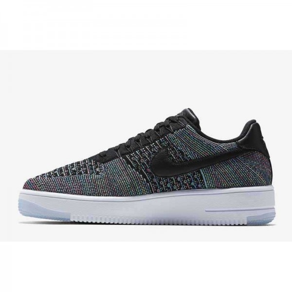 Nike Air Force 1 Flyknit Low Hombre y...